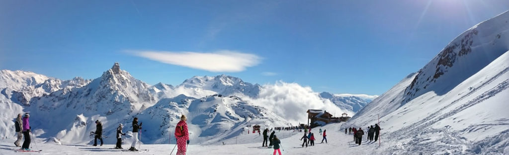 Méribel and trois Vallées are on the doorstep of Brides-les-Bains in iRide's ultimate Brides-les-Bains guide