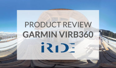 Review of the action sports camera Garmin VIRB 360