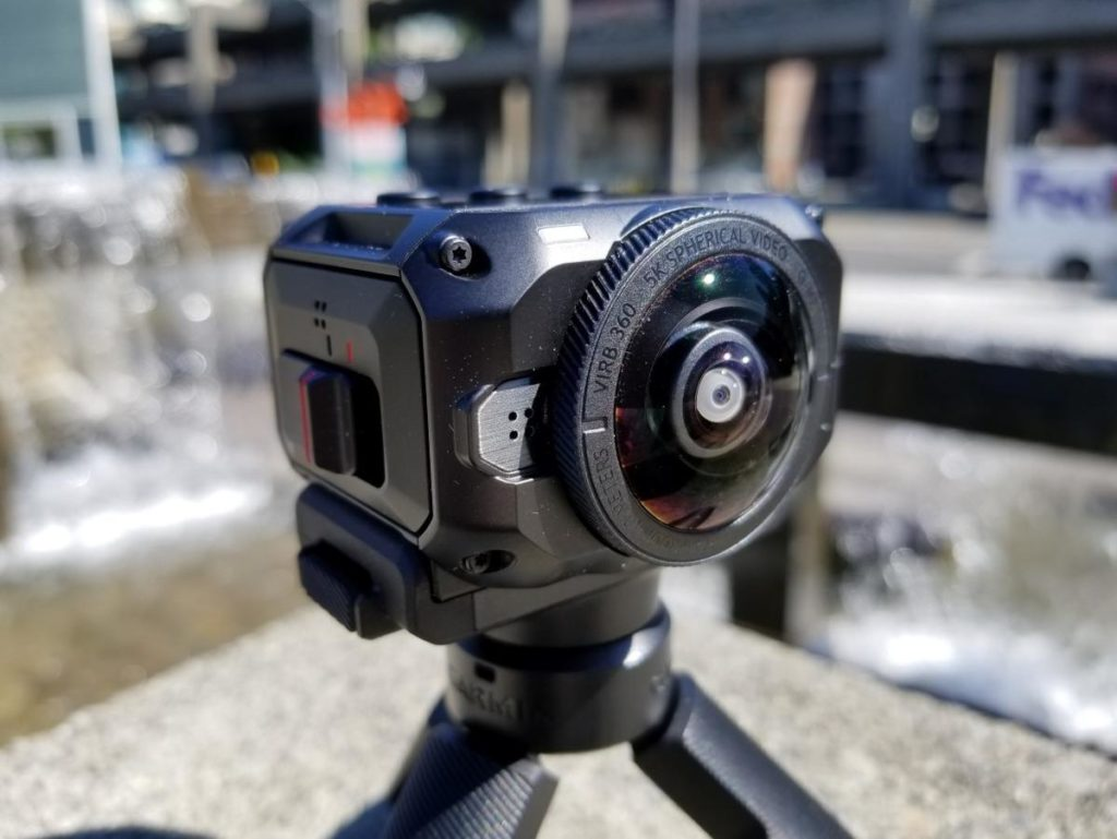 The best 360 action cams for skiing or snowboarding