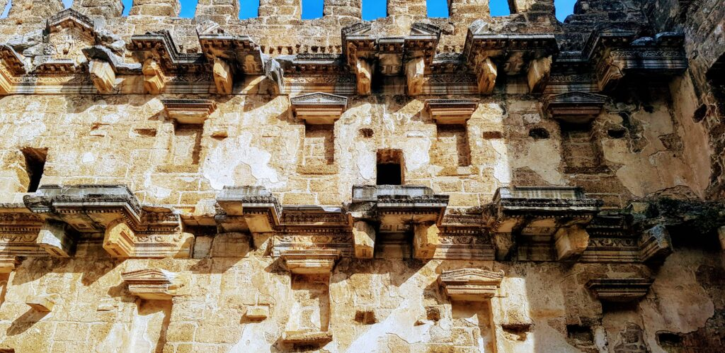 A guide to Aspendos - things to do in Antalya