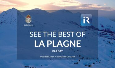 Guide to the best runs and areas in La Plagne