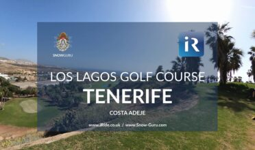 Is Los Lagos golf course good for playing golf